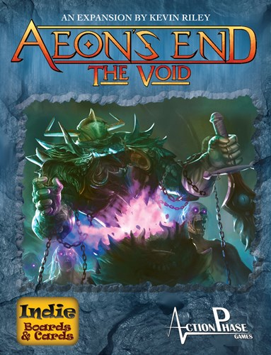 Aeon's End Board Game: The Void Expansion