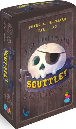 Scuttle! Card Game