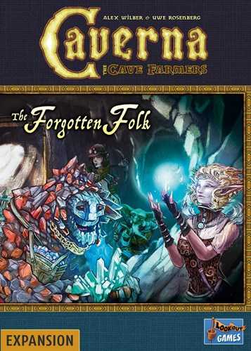 Caverna Board Game: The Forgotten Folk Expansion
