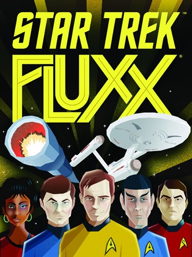 Star Trek Fluxx Card Game