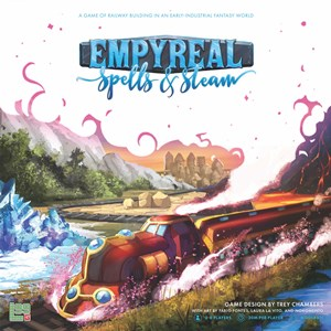 Empyreal Spells And Steam Board Game