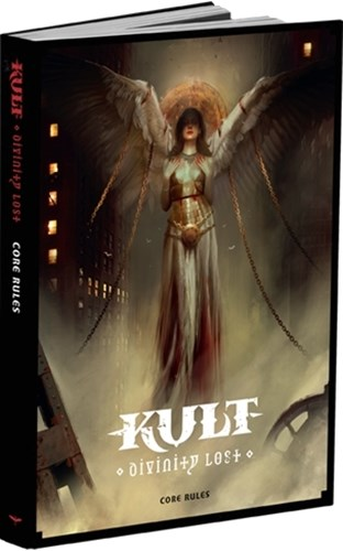 KULT Divinity Lost RPG: 4th Edition Core Rulebook (Hardcover)