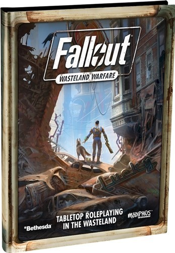 Fallout: Wasteland Warfare RPG Core Rulebook