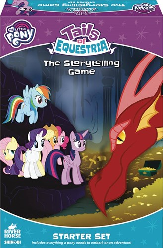 My Little Pony Tails Of Equestria RPG: Tails Of Equestria Starter Set