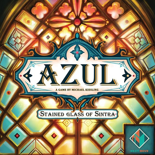 Azul Board Game: Stained Glass Of Sintra