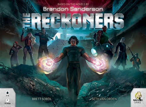 The Reckoners Dice Game