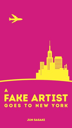 A Fake Artist Goes To New York Card Game