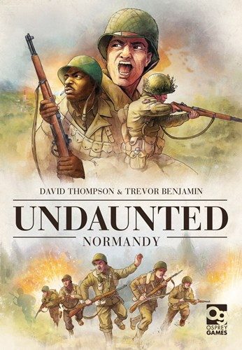 Undaunted Card Game: Normandy