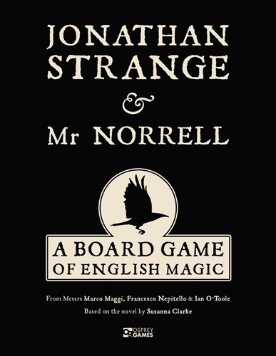 Jonathan Strange And Mr Norrell Board Game