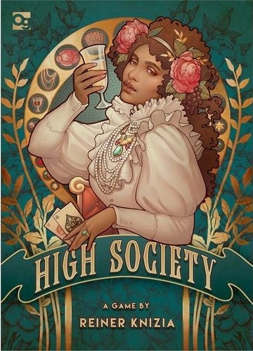 High Society Card Game