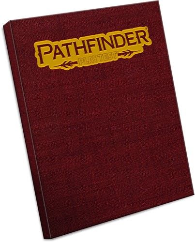 Pathfinder RPG 2nd Edition: Playtest Rulebook (Special Edition)