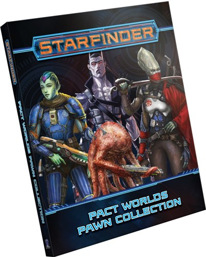 Starfinder RPG: Pact Worlds Pawn Collection