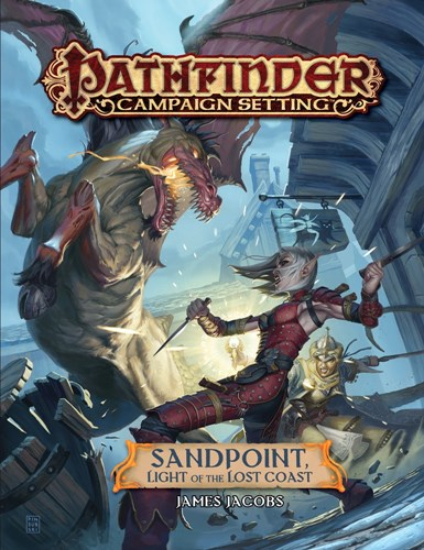 Pathfinder Campaign Setting: Sandpoint Light Of The Lost Coast