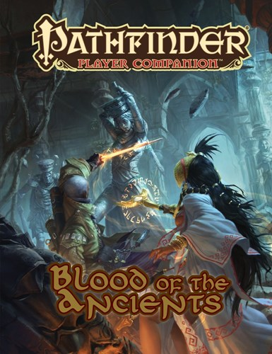 Pathfinder Companion: Blood Of The Ancients