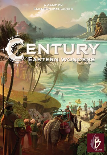Century: Eastern Wonders Board Game