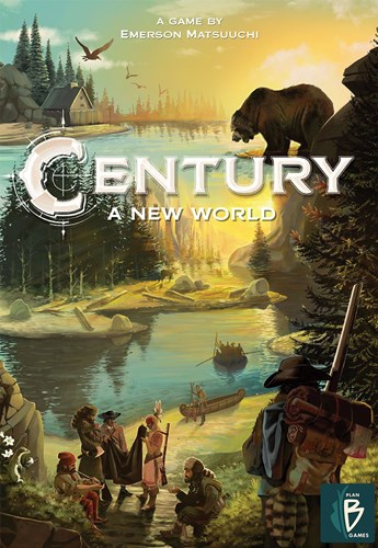 Century Board Game: A New World Edition