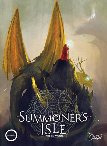 Summoner's Isle Board Game