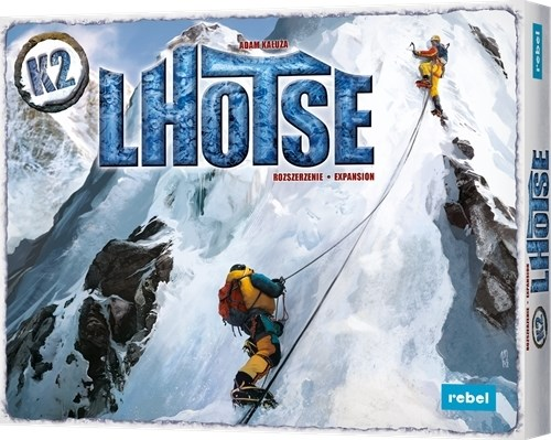 K2 Board Game: Lhotse Expansion