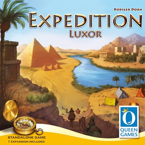 Expedition Luxor Board Game
