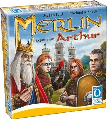 Merlin Board Game: Arthur Expansion