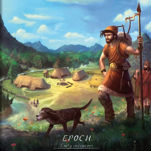 Epoch: Early Inventors Board Game