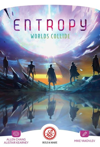 Entropy Card Game: Worlds Collide