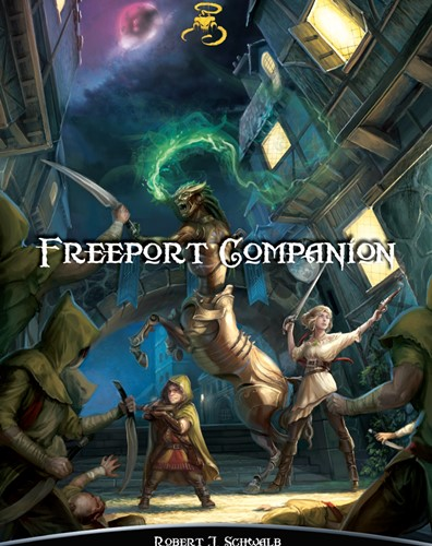 Shadow Of The Demon Lord RPG: Freeport Companion