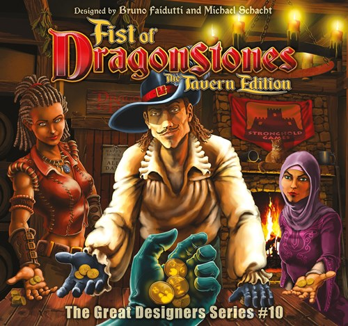 Fist Of Dragonstones Board Game: Tavern Edition