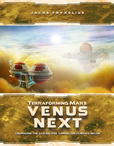 Terraforming Mars Board Game: Venus Next Expansion