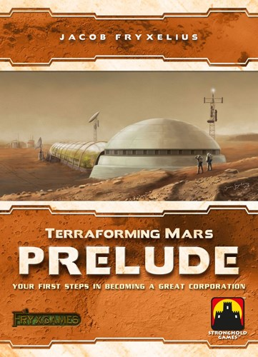 Terraforming Mars Board Game: Prelude Expansion