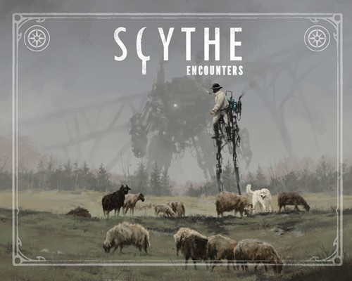 Scythe Board Game: Encounters Expansion