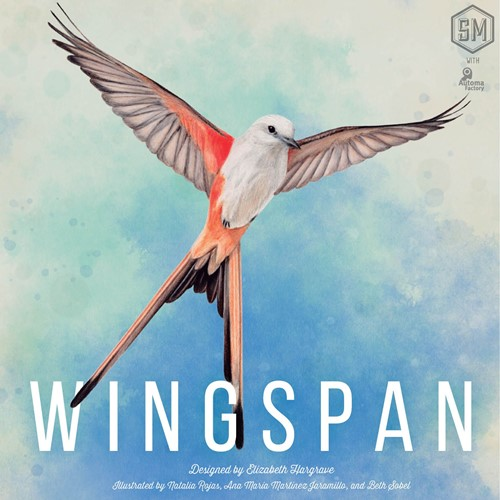 Wingspan Board Game with Swift Start Pack