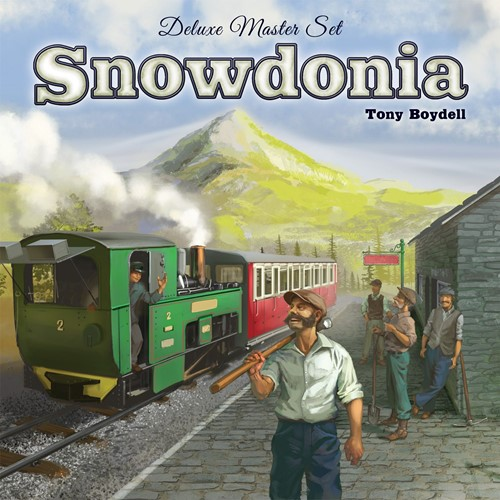 Snowdonia Board Game: Deluxe Master Set
