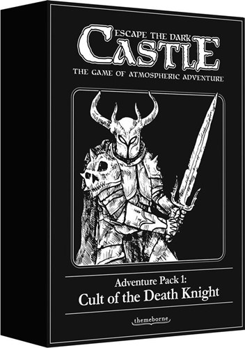 Escape The Dark Castle Board Game Adventure Pack 1: Cult Of The Death Knight Expansion