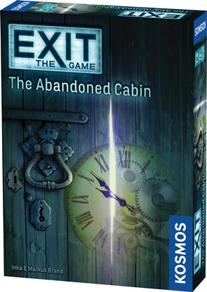EXIT Card Game: The Abandoned Cabin
