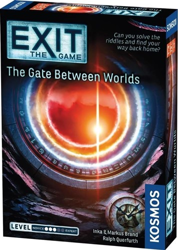 EXIT Card Game: The Gate Between Worlds
