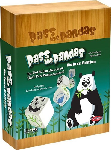 Pass The Pandas Dice Game: Deluxe Edition
