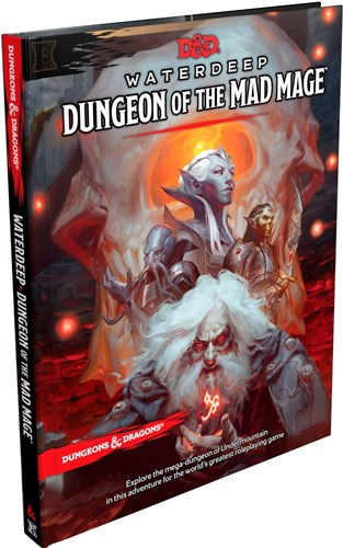 Dungeons And Dragons RPG: Waterdeep Dungeon Of The Mad Mage