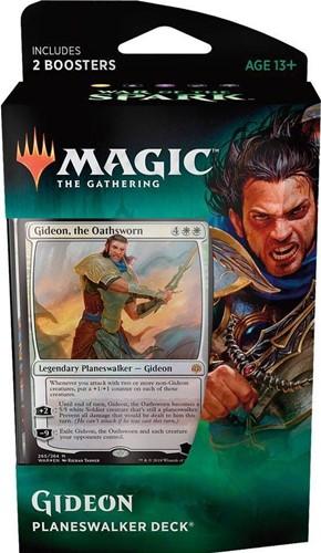 MTG War Of The Spark Planeswalker - Gideon The Oathsworn