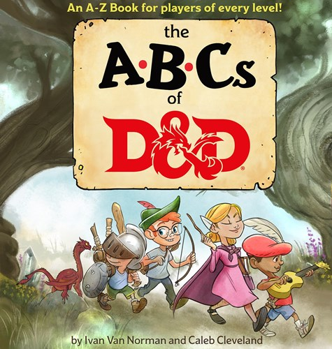 Dungeons And Dragons RPG: ABCs of D And D