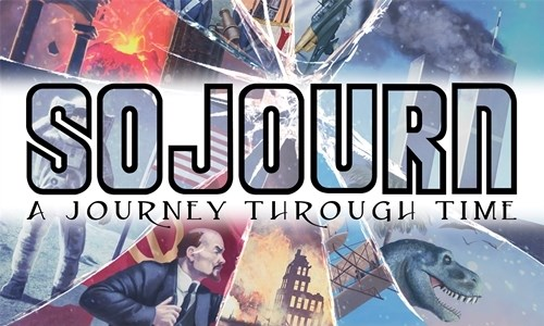 Sojourn Card Game: A Journey Through Time