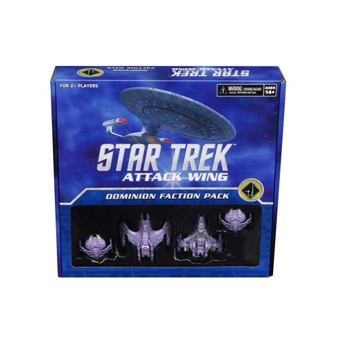 Star Trek Attack Wing: Dominion Faction Pack 1