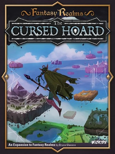 Fantasy Realms Card Game: The Cursed Hoard Expansion