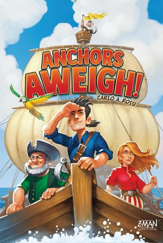 Anchors Aweigh Board Game